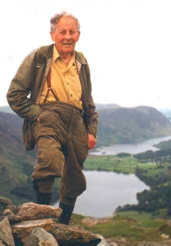 donald Watson- Founder of The Vegan Society