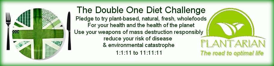 Plantarian double One Diet Challenge