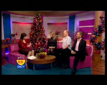 GMTV LK Today London Nutritionist Yvonne Bishop-Weston joins The baby race